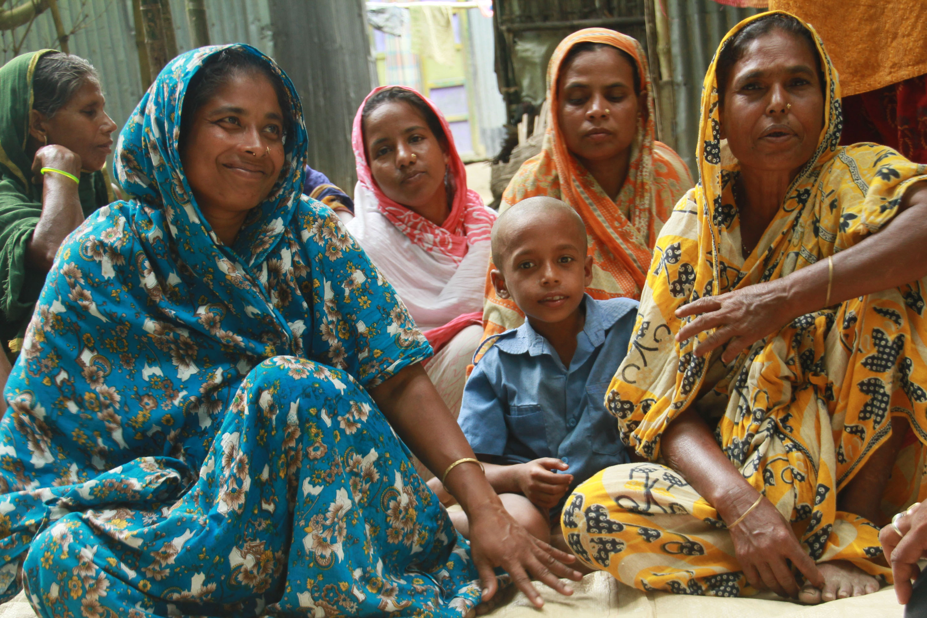 Bangladeshi Women in Needs Assessment