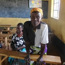 Climate Change Courses Community Committee member in Kenya